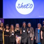 SheEO Radical Generosity cohort Top 5 Canada 2016